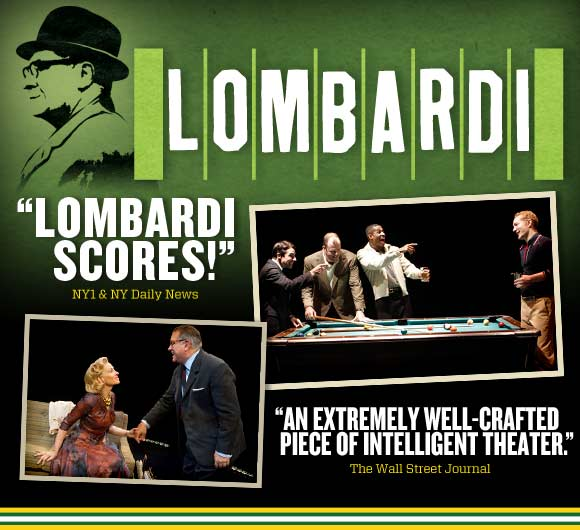 LOMBARDI: A New American Play