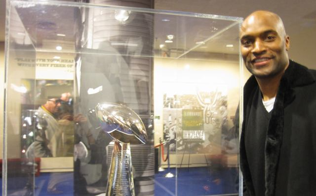 Former New York Giants Wide Receiver Amani Toomer