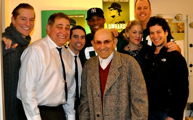 Yogi Berra and the Cast (Photo: www.sulltography.com)