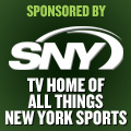 Sponsored by SNY: Home of the Jets
